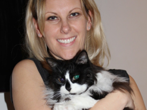 Mobile cat grooming Islington: Pablo